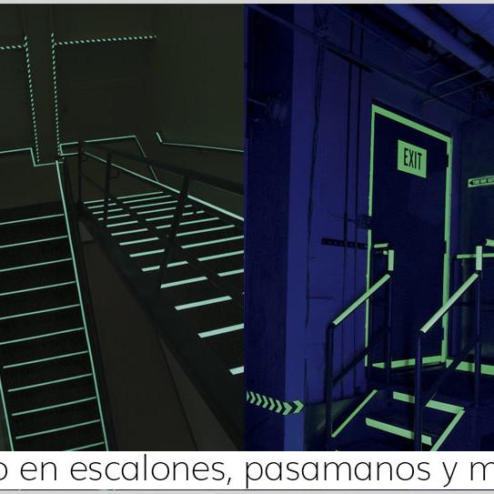 Cintas Fotoluminiscentes BradyGlo™