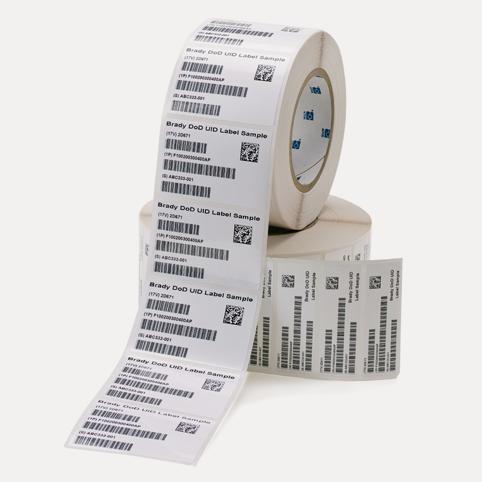 Etiquetas de Polipropileno Autoadhesivas