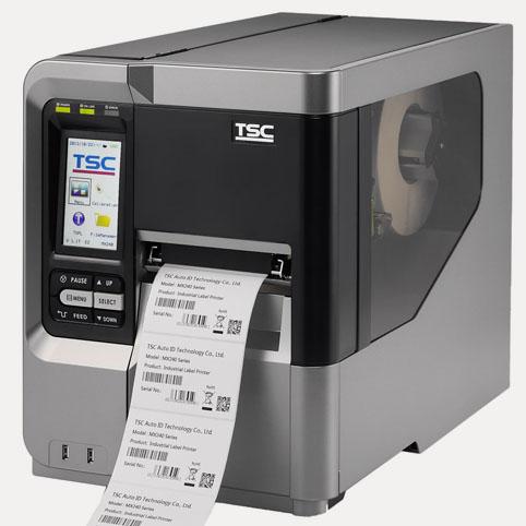 Impresora de Etiquetas MX240 Series