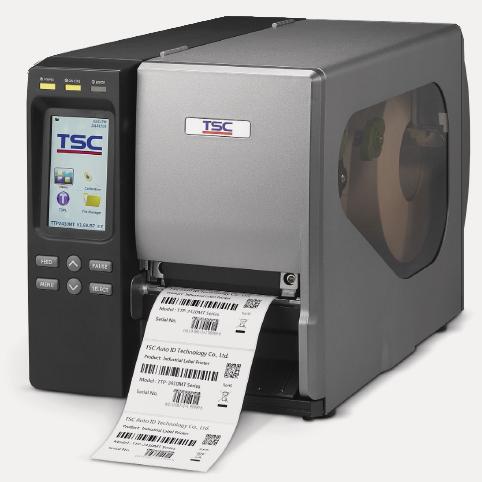Impresora de Etiquetas TTP-2410MT Series