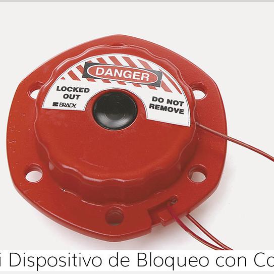 Mini Dispositivo de Bloqueo con Cable
