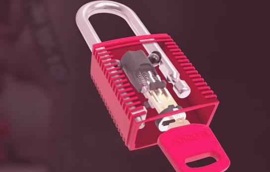 Candados de bloqueo SafeKey
