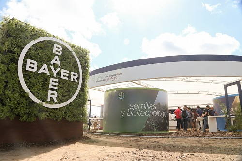 Zarate Planta de Bayer Crop Sciencie