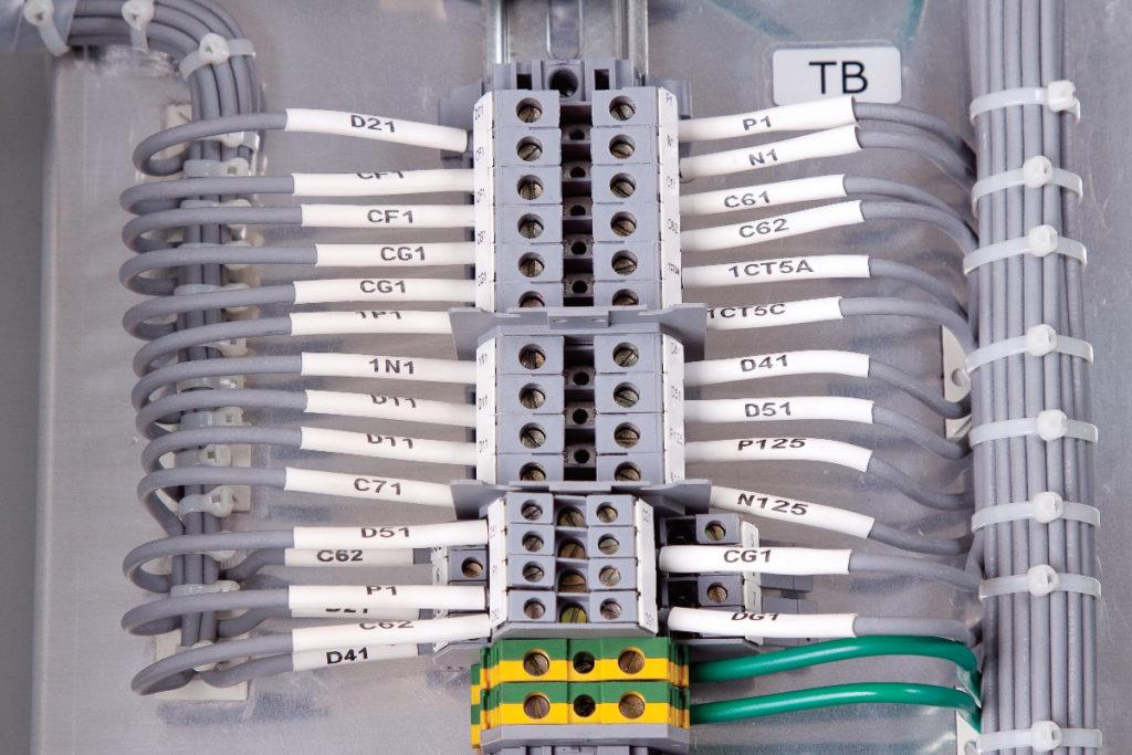 Cómo aplicar un correcto marcado de cables